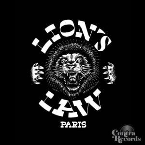 T Shirt LION'S LAW norvégien