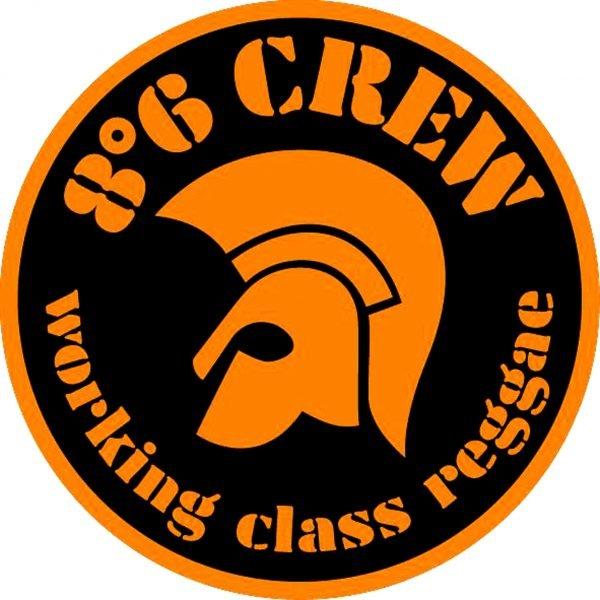 """T Shirt 8°6 Crew """"Working Class Reggae"""""""