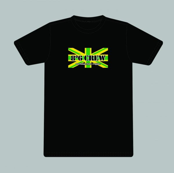 T Shirt 8°6 Crew jamaicain
