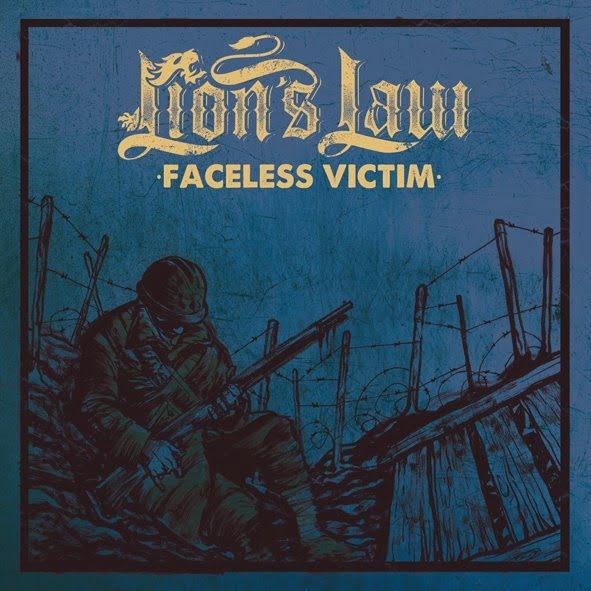 """LION'S LAW - Faceless victim 7"""""""