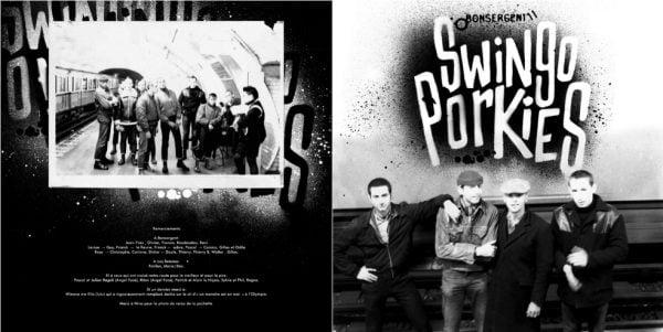 """SWINGO PORKIES - Bonsergent 10"""""""