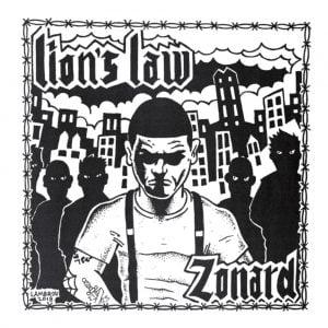LION'S LAW – Zonard 7″