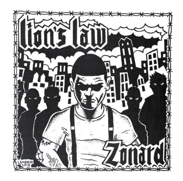 Lion's Law - Zonard