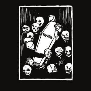 TRAITRE – Discographie LP + 7″