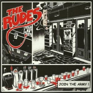 THE RUDES – Join the army 7″