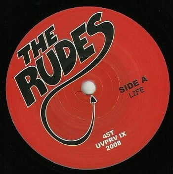 The Rudes - Join the army