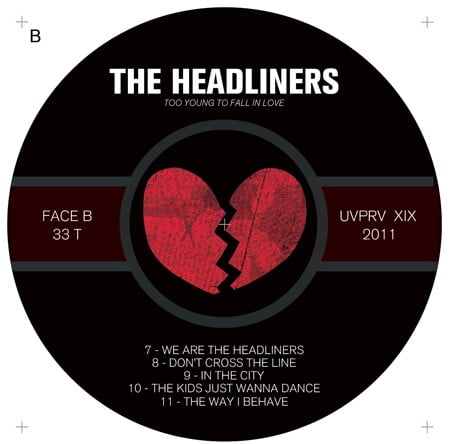 The Headliners - Tooyoung to fall in love