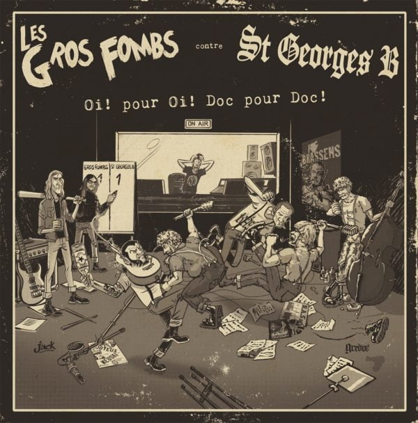Les Gros Fombs & St-Georges B