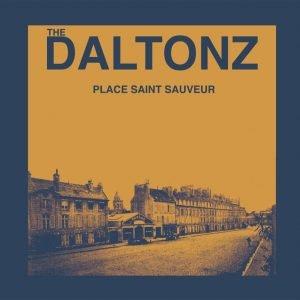 THE DALTONZ – Place Saint-Sauveur mini LP