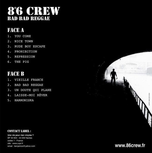 8°6 Crew - Bad Bad Reggae