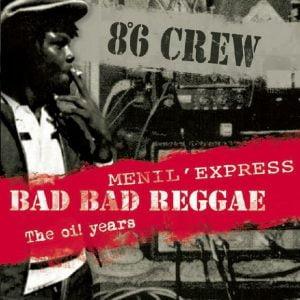 8°6 CREW – Menil Express + Bad Bad Reggae + The Oi! Years CD (Mass Prod)