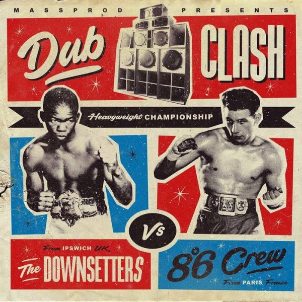 The Downsetters VS 8°6 Crew