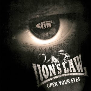 LION'S LAW – Open Your Eyes 10″