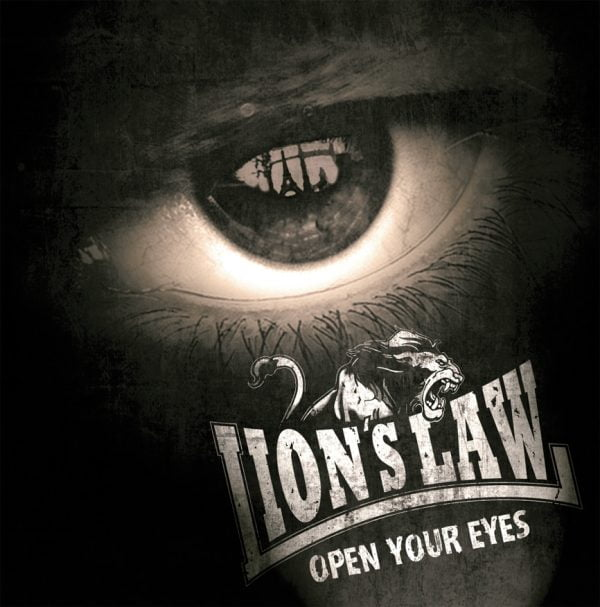"""LION'S LAW - Open Your Eyes 10"""""""
