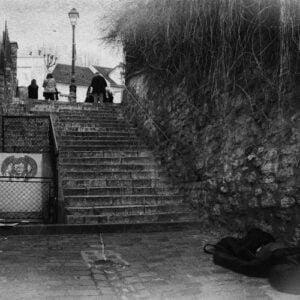 Escaliers à Paris
