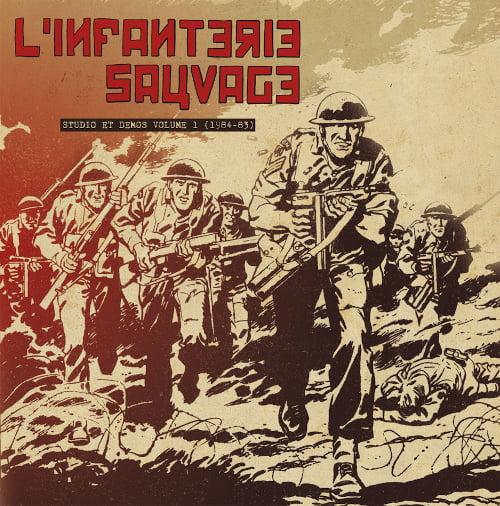 L'infanterie Sauvage Vol 1 LP