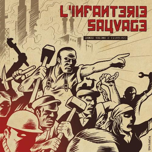 L'infanterie Sauvage Vol2 LP