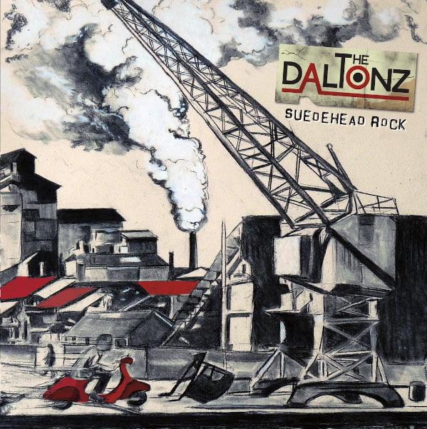 The Daltonz Suedehead rock LP + CD