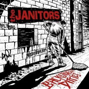 THE JANITORS – Backstreet Ditties LP (Rebellion records)