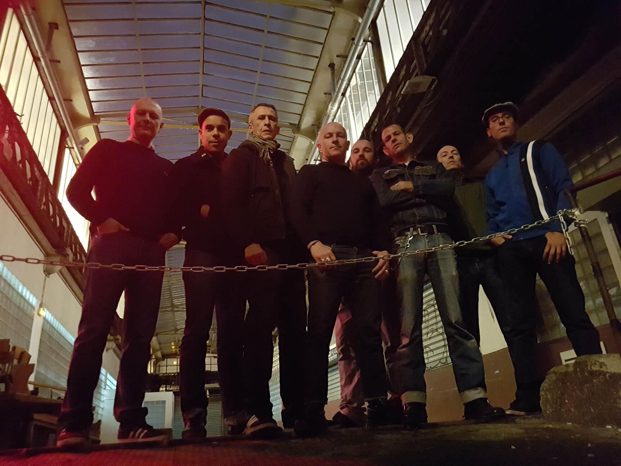 Photo du groupe 8°6 Crew