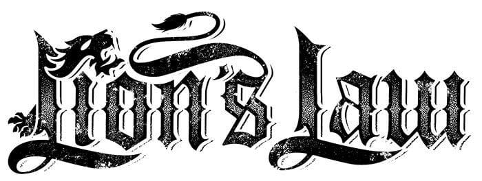 Logo Lion's Law