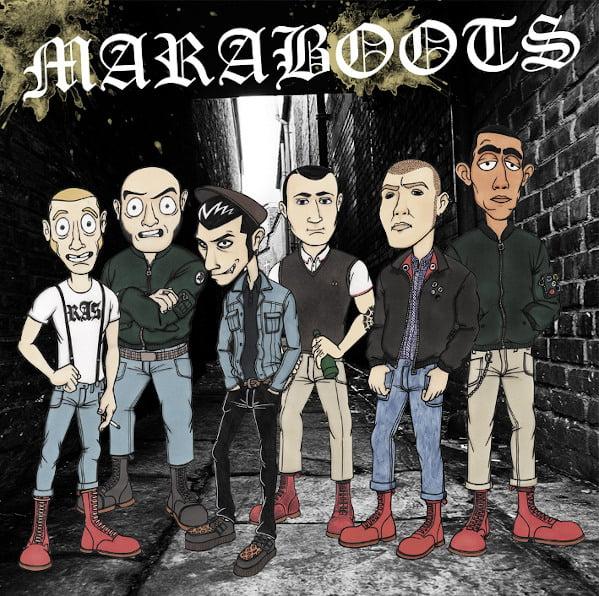 UVPRV18 Maraboots site
