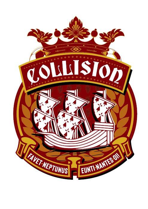 Collision logo
