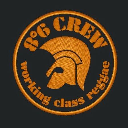 Patche 8°6 Crew