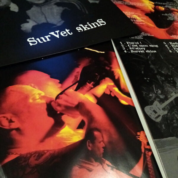 SurvetSkins LP SurvetSkins