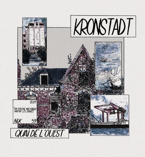 Kronstadt Quai de l'ouest LP